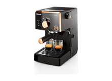 Manuella Saeco-espressomaskiner