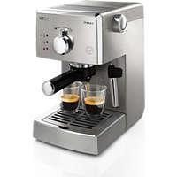 Machine espresso manuelle avec mousseur à lait classique