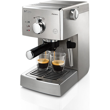 Máquinas de café manuais Poemia