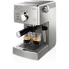Ręczne ekspresy do kawy Saeco