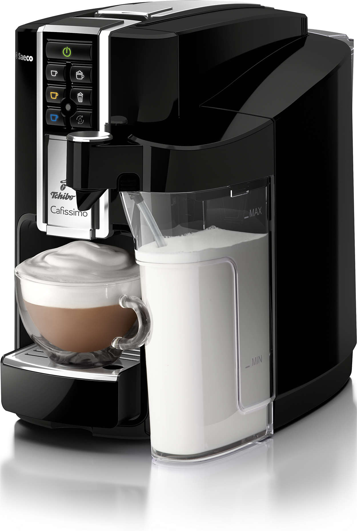 Vollautomatische Kaffeekapselmaschinen