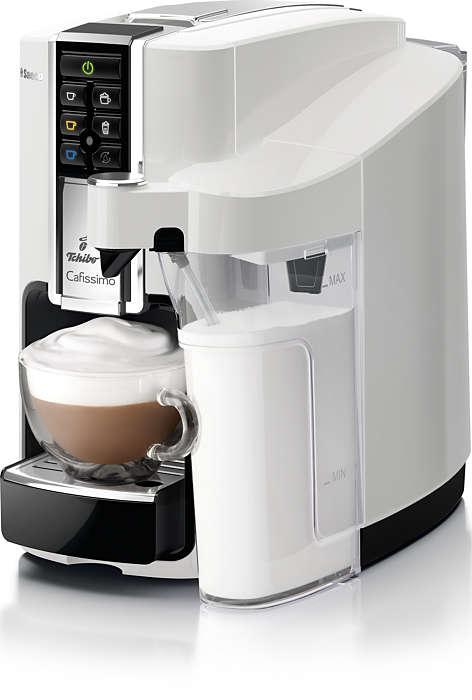 W pełni automatyczny ekspres do kawy na kapsułki