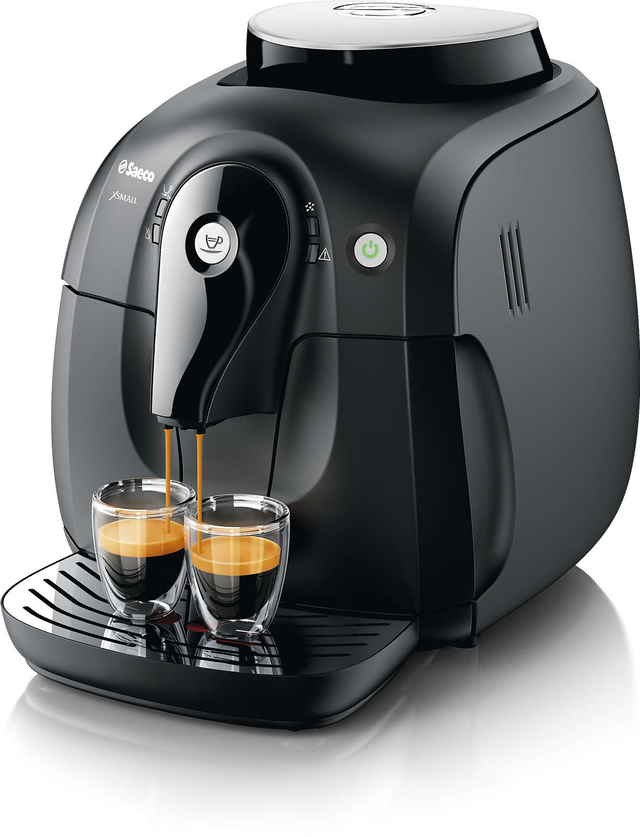 xsmall machine espresso super automatique hd8642 01 saeco. Black Bedroom Furniture Sets. Home Design Ideas