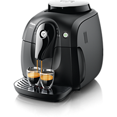 HD8643/01 Saeco Xsmall Cafetera espresso súper automática