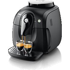 HD8643/09 -  Saeco Xsmall W pełni automatyczny ekspres do kawy