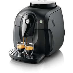 Saeco Xsmall Popolnoma samodejni espresso kavni aparat