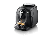 Samodejni espresso kavni aparati Saeco