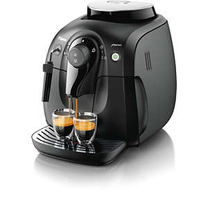 Xsmall Vapore Super-automatic espresso machine