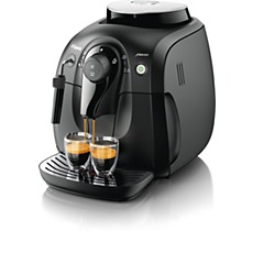 HD8645/47 Saeco Xsmall Cafetera espresso superautomática