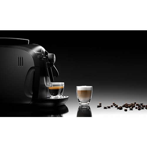 Xsmall Vapore Super-automatic espresso machine