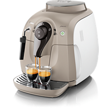 HD8645/57 Saeco Xsmall Super-automatic espresso machine