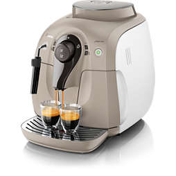 Series 2000 Super-automatic espresso machine