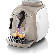 HD8645/67 Series 2000 Super-machine à espresso automatique