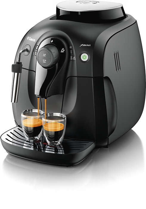 Насладитесь превосходным ароматом любимого кофе