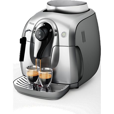 Автоматические кофемашины Philips серии 2000