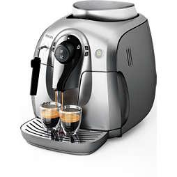 2000 series Супер автоматична еспресо кавомашина