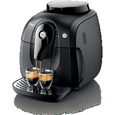 HD8650/01 2000 Series Macchina da caffè automatica