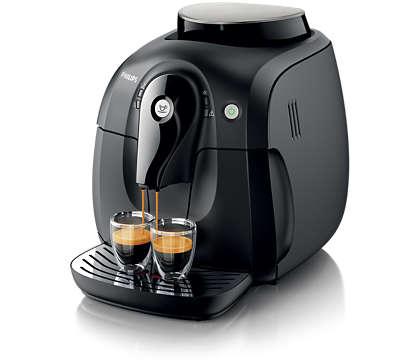 Proef de smaken van uw favoriete koffiebonen
