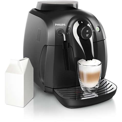 2000 series Volautomatische espressomachine