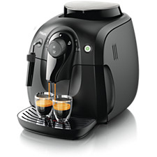 Kaffeevollautomaten, 2000er Serie