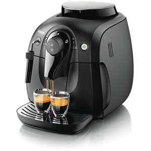 2000 series Cafetera espresso súper automática