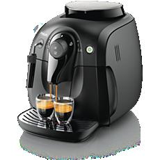 HD8651/01 2000 Series Volautomatische espressomachine