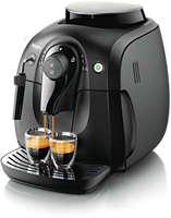Volautomatische espressomachine voor 3 dranken
