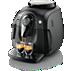 2000 series Espressomaskin med klassisk mjölkskummare