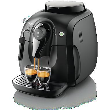 2000 series Super automatický espresso kávovar