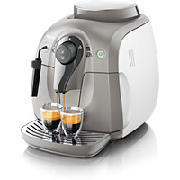 2000 series Automatický kávovar šedý