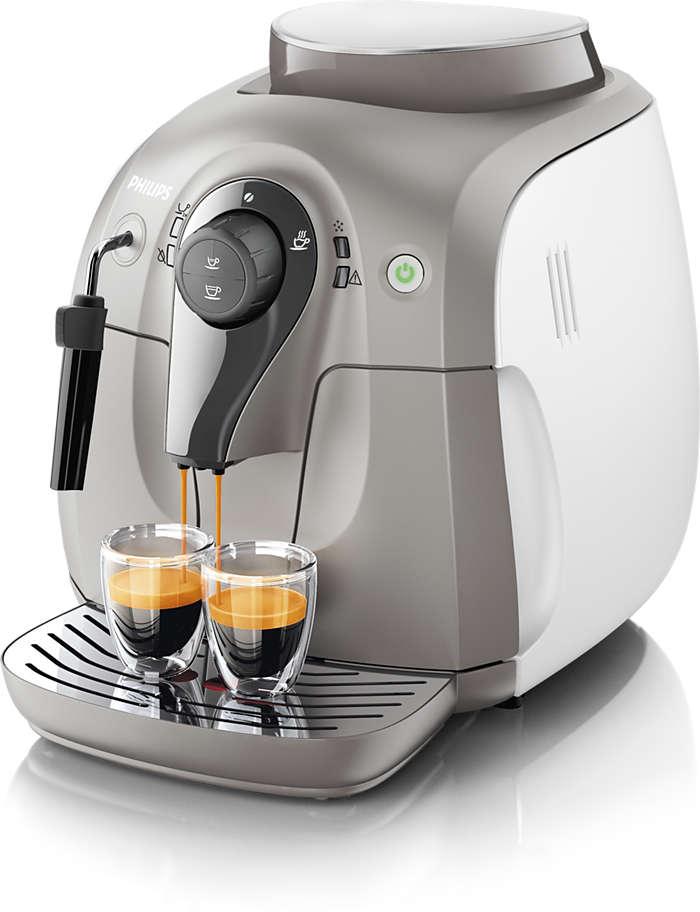Poczuj aromat ziaren ulubionej kawy