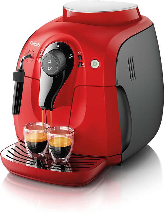 Vnímejte příchuť svých oblíbených kávových zrn