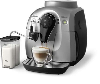 2100 Series Kaffeevollautomat Hd8652 51 Philips