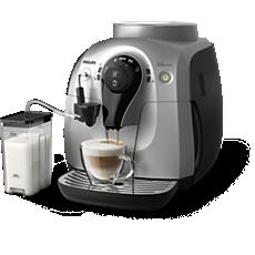 HD8652/51 2100 Series Cafetera espresso súper automática