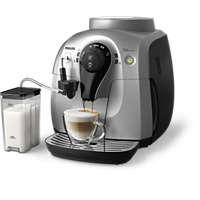 Volautomatische espressomachine voor 4 dranken