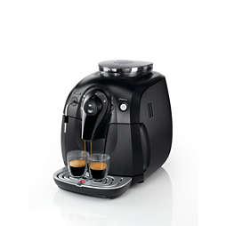 Saeco Xsmall Máquina de café expresso super automática