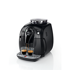 HD8743/13 - Philips Saeco Xsmall Super-automatic espresso machine