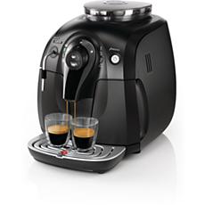 HD8743/16 - Philips Saeco Xsmall Super-automatic espresso machine