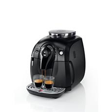HD8743/19 - Philips Saeco Xsmall Super-automatic espresso machine
