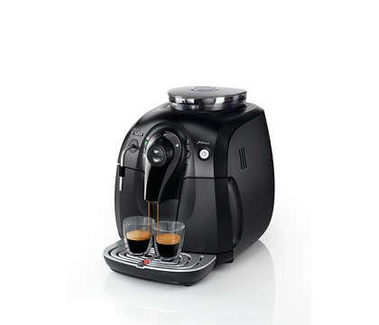 Gustă aroma boabelor tale preferate de cafea