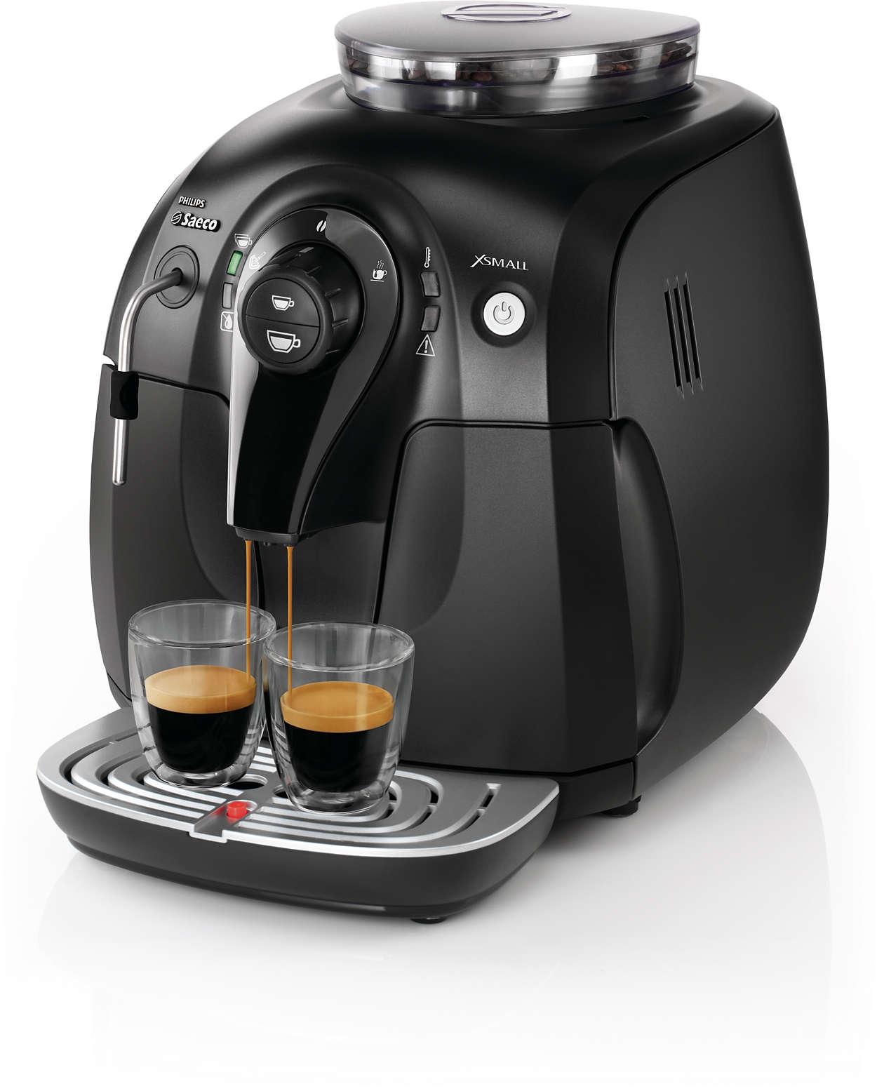 Xsmall Kaffeevollautomat Hd8743 31 Saeco