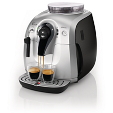 HD8745/47 Philips Saeco Xsmall Super-machine à espresso automatique