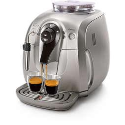Saeco Xsmall Super-automatic espresso machine