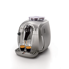 HD8747/09 - Philips Saeco Xsmall Super-automatic espresso machine