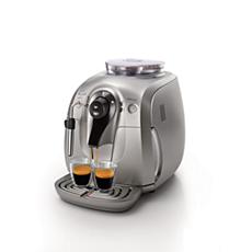 HD8747/09 Philips Saeco Xsmall W pełni automatyczny ekspres do kawy