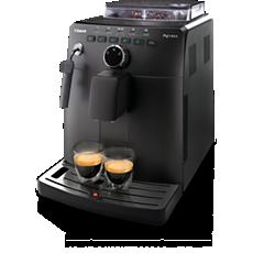HD8750/11 -  Saeco Intuita Fuldautomatisk espressomaskine