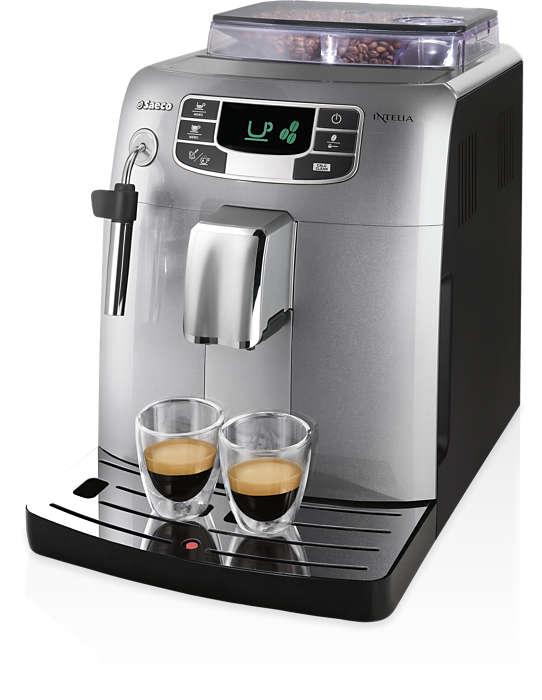 Espresso i kava jednostavnim pritiskom gumba