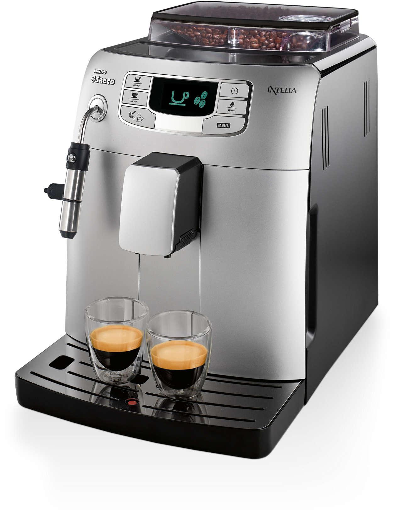 Machine A Cafe Saeco Ou Delonghi