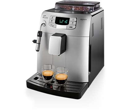 Expresso e café perfeitos