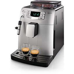 Saeco Intelia Evo Cafeteira espresso automática